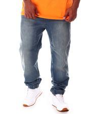 Buyers Picks - Drop Denim Jogger Pants (B&T)-2650313