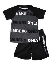 Sets - 2 Pc Name Tag Tank & Mesh Shorts Set (8-18)-2649100