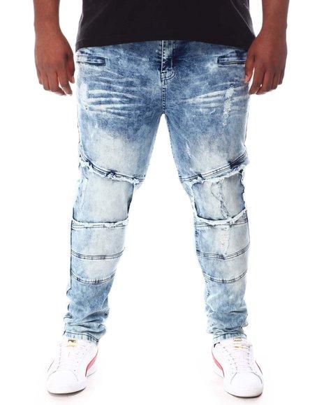 Buyers Picks - Distressed Moto Jeans (B&T)