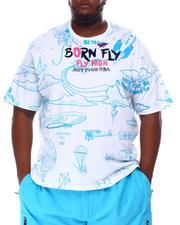Born Fly - Fly High T-Shirt (B&T)-2650326