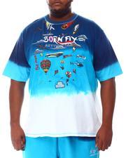 Born Fly - Rocketship T-Shirt (B&T)-2650338