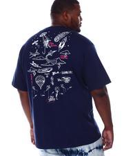 Born Fly - Turbine T-Shirt (B&T)-2649680
