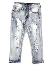 Arcade Styles - Paint Splatter Jeans (2-7)-2648648