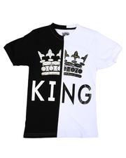 Arcade Styles - King Split Tee (8-20)-2650475