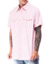 Buyers Picks - Stripe SS Woven Shirt-2650834