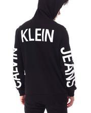 Calvin Klein - LS TRAVELING LOGO PO HOODIE-2651525