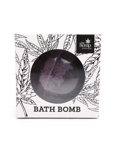 the hemp philosophy - Breathe Bath Bomb