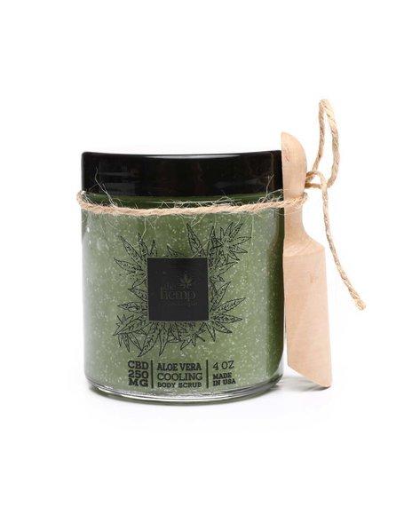 the hemp philosophy - Aloe Vera Cooling Body Scrub