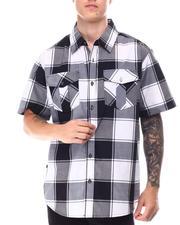 Buyers Picks - Buffalo Plaid SS Shirt-2650793