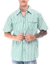 Buyers Picks - Stripe SS Woven Shirt-2650840