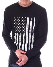 Rothco - Rothco US Flag Long Sleeve T-Shirt-2651624