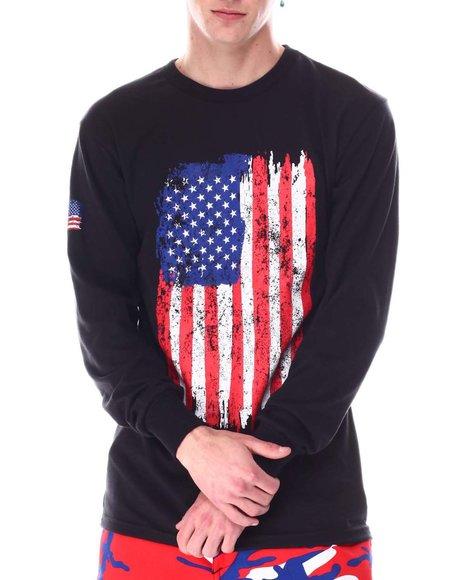 Rothco - Rothco US Flag Long Sleeve T-Shirt
