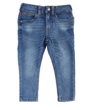 Nautica - 5 Pocket Skinny Jeans (2T-4T)-2612996