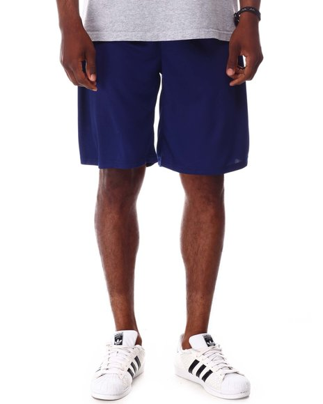 Buyers Picks - Basic Solid Heavy Mesh Shorts