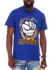 SWITCH - Drip to Hard CHENILLE PATCHED TEE-2652339