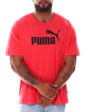 Puma - ESS Heather T-Shirt (B&T)-2652965