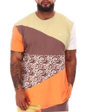 A Tiziano - Warren Colorblock T-Shirt (B&T)-2653392