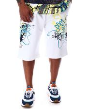 A Tiziano - Niel Knit Shorts (B&T)-2652568