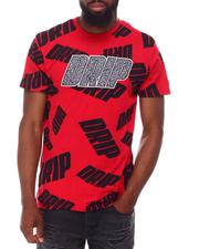 Buyers Picks - Drip Crackle Logo All over Print Tee-2652787