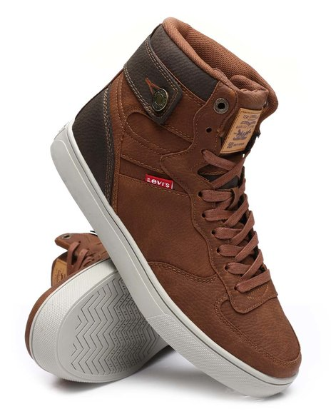 Levi's - Jeffrey Hi Wax Sneakers