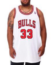 NBA, MLB, NFL Gear - Bulls Pippen Swingman Jersey (B&T)-2652386