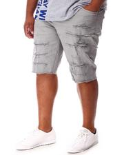 Jordan Craig - Distressed Denim Shorts (B&T)-2653200