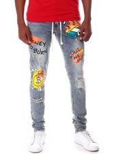 Buyers Picks - Drawstring Jean with Graffiti-2653698