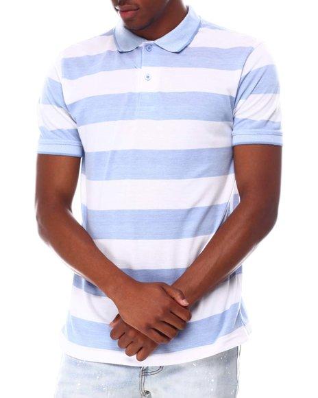 Buyers Picks - Bold Stripe Polo