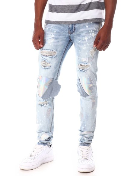 KDNK - Prism Patch Jean