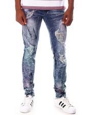 Buyers Picks - Multi Tie Ripped Jean-2653665