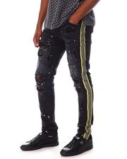 KDNK - Moto Jean with Safety Tape-2653386