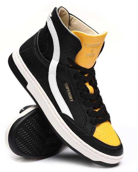 Superdry - Basket Lux Trainer Sneakers