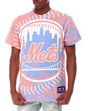 NBA, MLB, NFL Gear - NEW YORK METS Jumbotron Mesh Tee-2653756