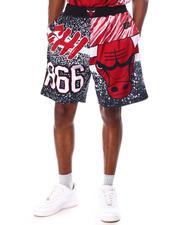 Shorts - Chicago Bulls Jumbotron Short-2653847