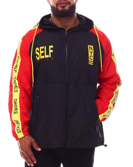 Buyers Picks - Selfmade No Fear Windbreaker Jacket (B&T)