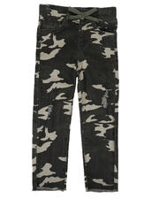 Bottoms - Camo Twill Jeans (4-7)-2651457