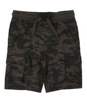 Boys - Ripstop Cargo Shorts (4-7)-2651066
