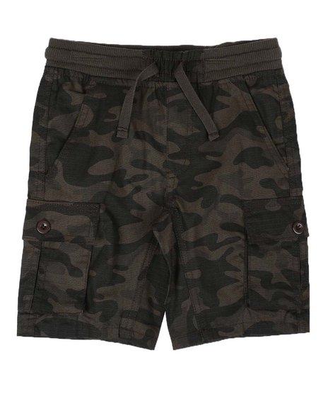 Arcade Styles - Ripstop Cargo Shorts (4-7)