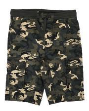 Bottoms - Ripstop Cargo Shorts (8-18)-2651091