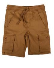 Shorts - Light Twill Shorts (4-7)-2651157