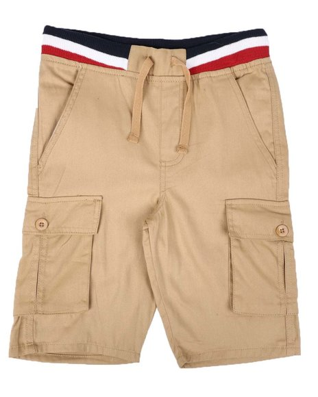Arcade Styles - Light Twill Shorts (8-18)