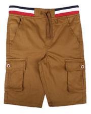 Bottoms - Light Twill Shorts (8-18)-2651193