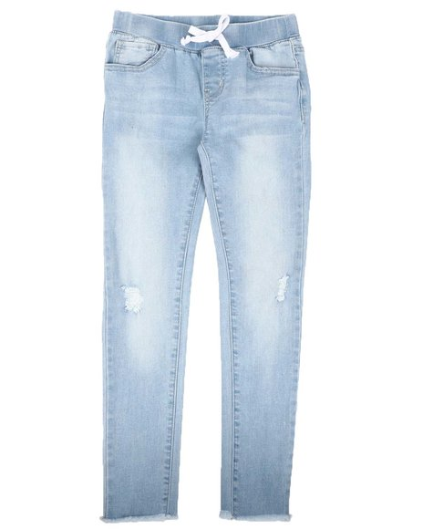 YMI Jeans - Pull On Skinny Jeans (7-16)