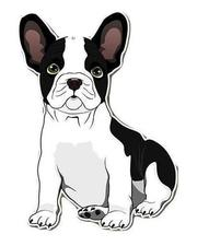 Pet Shop - French Bulldog Air Freshener-2654132
