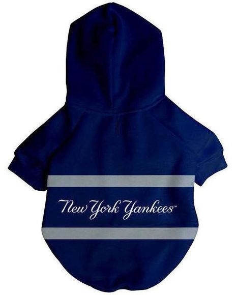 Fresh Pawz - New York Yankees x Fresh Pawz Signature Hoodie