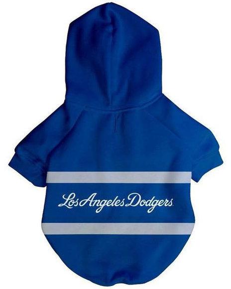 Fresh Pawz - Los Angeles Dodgers x Fresh Pawz Signature Hoodie