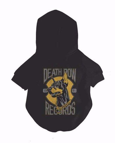 Fresh Pawz - Death Row x Fresh Pawz Golden Doberman Hoodie