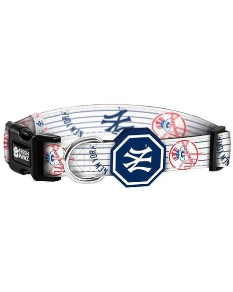 Fresh Pawz - New York Yankees x Fresh Pawz Collar
