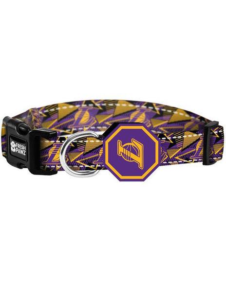 Fresh Pawz - Los Angeles Lakers x Fresh Pawz Hardwood Collar