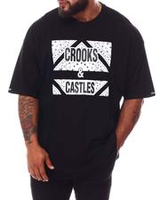 Crooks & Castles - Kuch & Caviar T-Shirt (B&T)-2654697